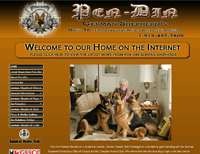 Pen-Din German Shepherds breeds and imports top quality German Shepherds